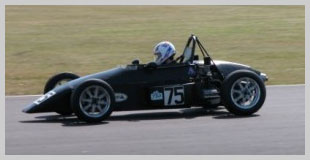 Photo of APAL Formula Vee car