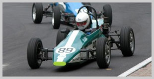 Photo of Ace Formula Vee car