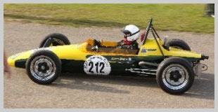Photo of Austro Formula Vee car