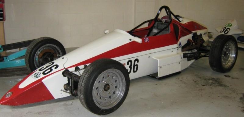 Formula Vee AHS Challenger