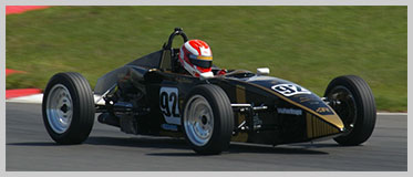Photo of GAC Formula Vee car
