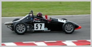 Photo of GB Formula Vee car