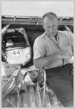 Photo of Hubert Brundage
