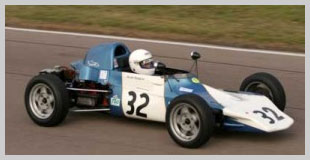 Photo of Kaimann Formula Vee car