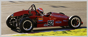 Photo of Leastone Formula Vee car