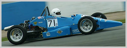 Photo of Maverick Formula Vee car