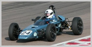 Photo of McNamara Formula Vee car