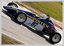 Photo of Merauder Formula Vee car
