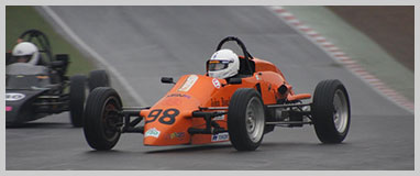 Photo of Ray 1 Formula Vee car