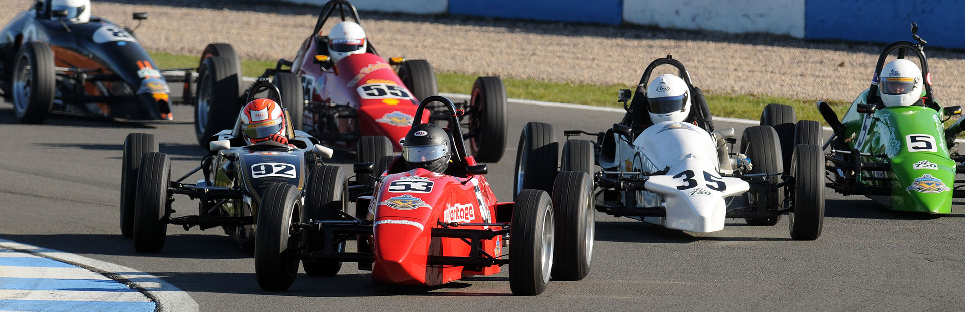 The UK's premier low cost single seater championship