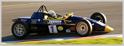 Photo of Sheane Formula Vee car