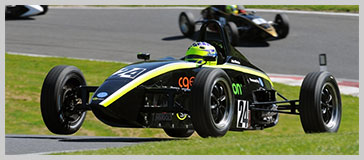 Photo of Storm Formula Vee car