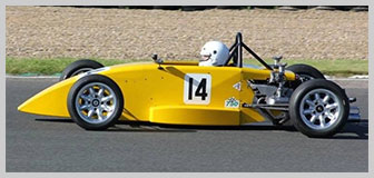 Photo of WEV Formula Vee car